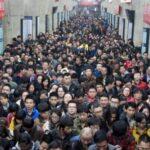 中国の2017年の人口は!?今後の推移について考えてみた!