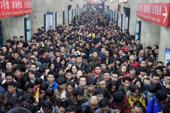 我理論 中国の2017年の人口は!?今後の推移について考えてみた!