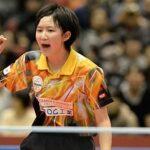 早田ひな(世界卓球)の彼氏や高校は?かわいい画像もチェック!