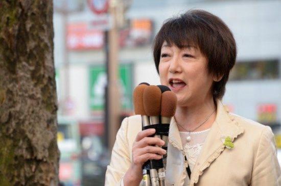 我理論郡和子(こおりかずこ)仙台市長の経歴は?韓国や共産党との関係は?反日?