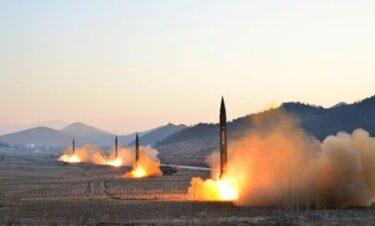 北朝鮮ミサイル(9月15日)はなぜ朝に北海道に向けて発射?原因や理由!