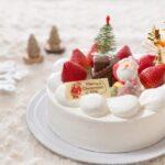 クリスマスケーキ2017東京都内の予約や人気は?おすすめもチェック!