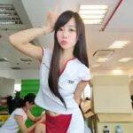 張菁菁(Arlena)台湾モデルの読み方やwikiプロフィールは?画像や整形も!