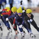 マススタート(スケート)のポイント制とは?日本のメダルの可能性も!