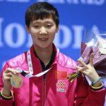 王曼昱(ワンマンユ)中国卓球のwikiやプロフは?身長や世界ランキングも!